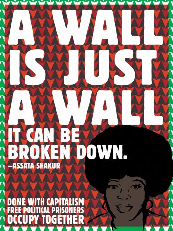 by Josh MacPhee for Occupy Wall Street